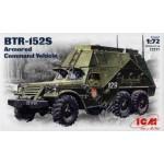 ICM - 72511 БРОНЕТРАНСПОРТЕР БТР-152C МАСШТАБ 1/72