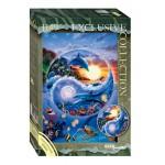 Пазлы 1149 элементов.  StepPuzzle Подводный мир (Пазл в пазле)