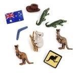 Декоративные пуговицы `AUSTRALIA`