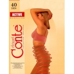 Колготки Conte 40 den Active (natural)
