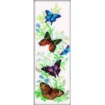 """Набор для вышивания РТО """"Порхающие бабочки"""""""