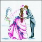 """Набор для вышивания РТО """"Свадьба"""""""