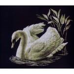 """Набор для вышивания РТО """"Лебедь"""""""