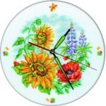 """Набор для вышивания РТО """"Цветочные часы"""""""