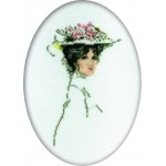 """Набор для вышивания РТО """"Викторианская дама"""""""